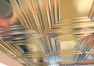 tombola_Orange Room Ceiling Detail