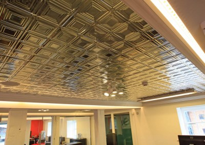 tombola_Red Room Ceiling detail