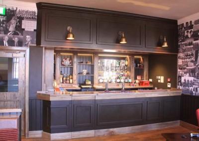 Gunners Club Upper Lounge Bar 12