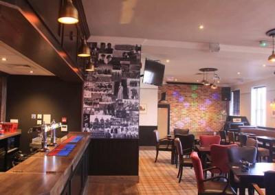 Gunners Club Upper Lounge Detail 14