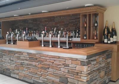 Alnwick Garden Champagne Bar