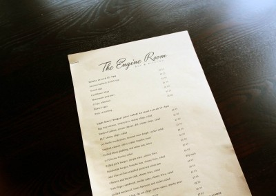 the_engine_room_Menu