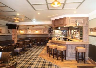 Gunners Club Lower Lounge 2 09