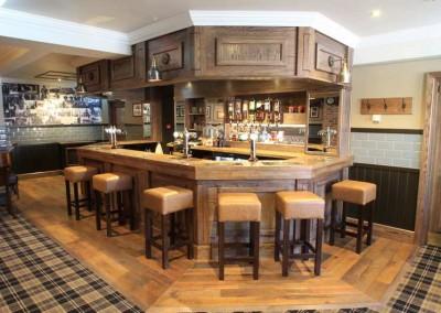 Gunners Club Lower Lounge Detail 10